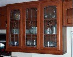Використання вітражів в кухонному інтер'єрі