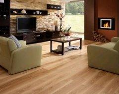 Вибір підлогового покриття для вітальні