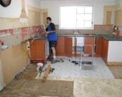 Послідовність робіт при ремонті кухні своїми руками