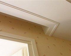 Ниша для штор потолок своими руками 107