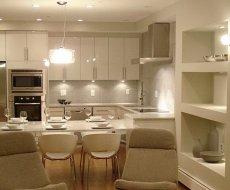 Принципи правильного освітлення на кухні