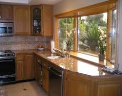 Способи розміщення кухонного гарнітура