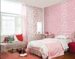 Дитяча кімната для дівчаток: які вибрати шпалери?