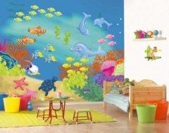 Дитяча кімната для хлопчика: які вибрати шпалери?