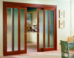 Міжкімнатні двері: вирішили купити дешеві розсувні двері?