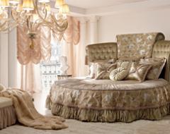 Інтер'єр спальні в класичному стилі: ідеї для декору