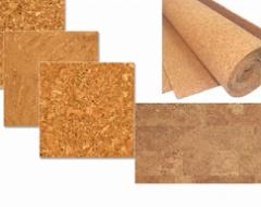Коркове покриття для підлоги: поради щодо вибору та укладання