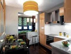 Як організувати ідеальне освітлення кухні