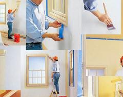 Як швидко і без проблем пофарбувати кімнату