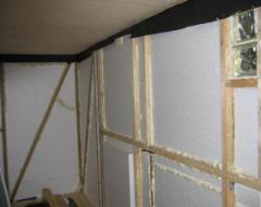 Пінопласт і пінополістирол для утеплення стін каркасного будинку