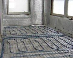Тепла підлога на балконі: інструкція по монтажу