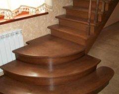 Виготовлення каркаса сходів