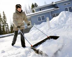 Що необхідно зробити на ділянці взимку