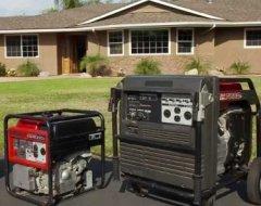 Як вибрати електрогенератор для будинку