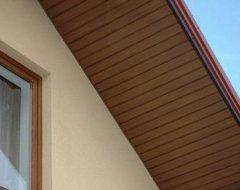 Варіанти підшивки даху
