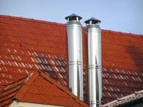 Модульні димарі з нержавіючої сталі