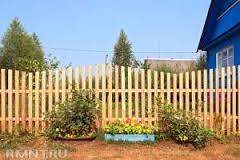 Будуємо паркани та огорожі
