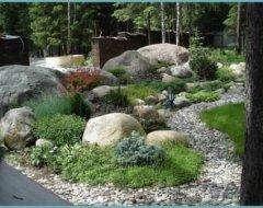 Кам'янистий сад: як зробити рокарій своїми руками