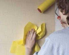 Як клеїти шпалери на стіни