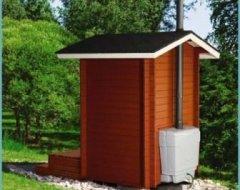 Торф'яний туалет для дачі: як вибрати кращий