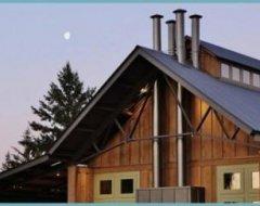 Влаштування димоходу: нормативи і вимоги для газового котла
