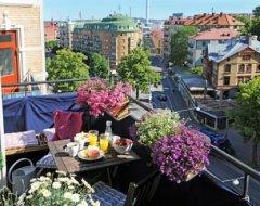 Відкритий балкон