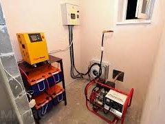 Резервне електропостачання будинки: ДБЖ, генератор, автозапуск