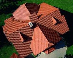 Вибір фарби для фарбування дахів