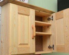 Меблі своїми руками: як зробити кухонний шафа