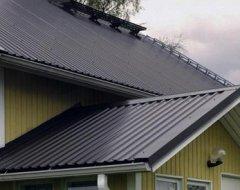 Покрівельне залізо на дах: інструкція по монтажу