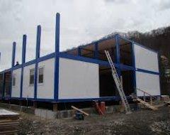 Монтаж модульних будівель - специфіка і особливості