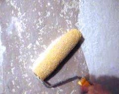 Грунтовка для стін. Готуємо до фарбування і обклеювання шпалерами