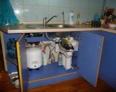 Заміна фільтра води: покрокова інструкція