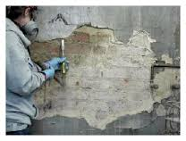 Як зняти штукатурку зі стін?