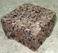 Що таке будівельний граніт?