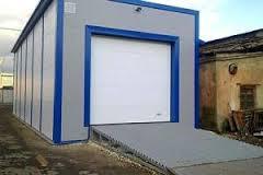 Як побудувати гараж з сендвіч-панелей