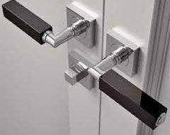 Дверні ручки для міжкімнатних дверей – вибираємо правильно