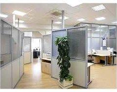 Як розділити офісний простір