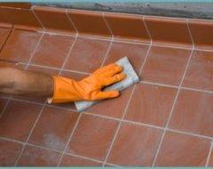 Як правильно підбирати затірку потрібного кольору для плитки