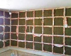 Утеплення стін у квартирі. Боротьба з холодною стіною