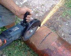 Саморобна піч з труби: інструкція по виготовленню