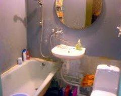 Бюджетний ремонт ванної кімнати