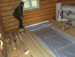 Ремонт в дерев'яному будинку
