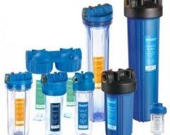 Магістральний фільтр для очищення води: особливості монтажу