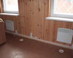 Як вибрати електричний конвектор опалення будинку