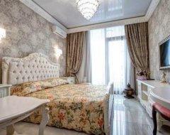 Дизайн спальні в класичному стилі