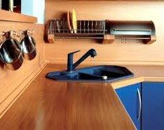 Як встановити стільницю на кухні