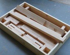 Меблі своїми руками: складаний столик