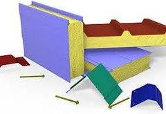 Сендвіч-панелі: матеріал для швидкого будівництва