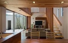 Дерево в інтер'єрі вашого будинку